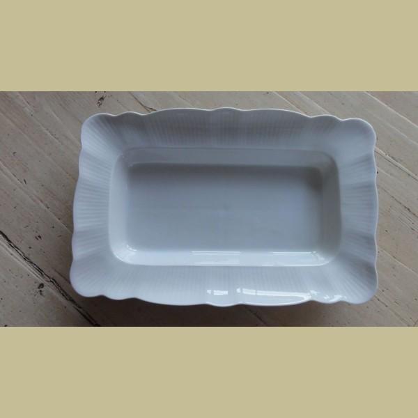 Mooie Keukenspullen : Mooie Franse wit porseleinen Pillivuyt serveerschaal / aspergeschaal
