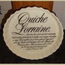 Landelijke Engelse quiche bakvorm, Green Church Gresley