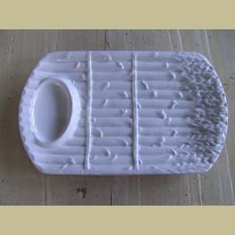 Witte aspergeschaal