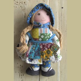 Mini Holly Hobbie poppetje
