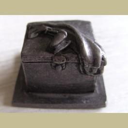Tinnen koffertje, artsentas 3