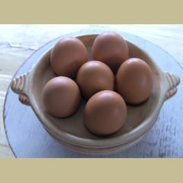 2 Keramieke slakken schaaltjes ook leuk als eierschaaltjes