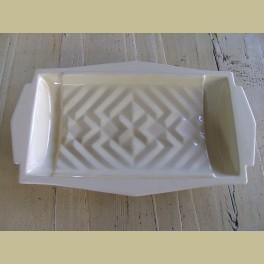 Oude aspergeschaal Societe Ceramique Maestricht