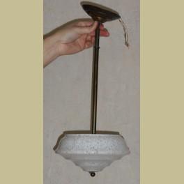 Oud Frans hanglampje