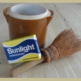 Sunlight zeep 2 x 90 gram