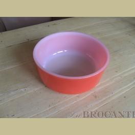 Arcopal kom oranje rood, 21,5 cm
