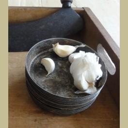 12 brocante ronde bakvormpjes