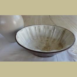 Oude Franse doorleefde puddingvorm , Sarreguemines