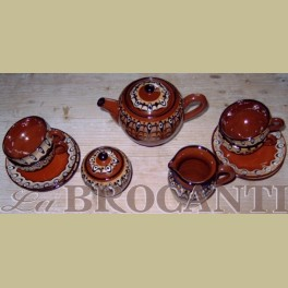 Decoratief servies