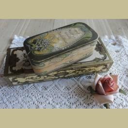 Oude Franse parfum doos, Muguet