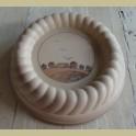 Grote landelijke vintage puddingvorm met boerderij, Schramberg Landlich