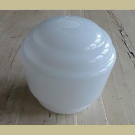 Frans wit glazen lampen kapje