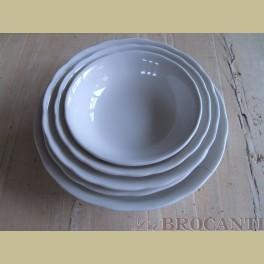 5 Kommen / schalen Societe Ceramique Maastricht