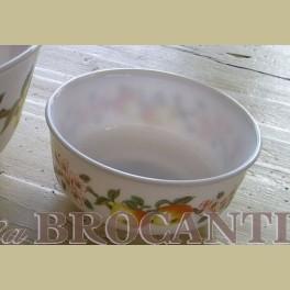 Arcopal kommetje appel & bloesem, 12 cm