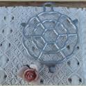 Vintage aluminium (pannen) onderzetter Westmark Rosetta