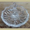 Kristallen ringenbakje /ringenschaaltje