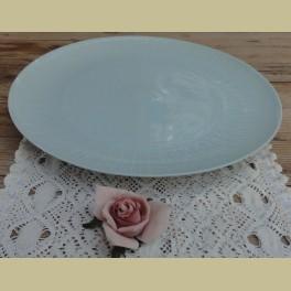 Celadon taartschaal, Hutschenreuther Elegance Seladon