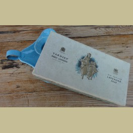 Oude Engelse Yardley zeepdoos, old English lavender soap
