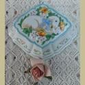 Vintage puddingvorm lam, Le Cordon Bleu Franklin Mint