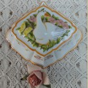 Vintage puddingvorm gans, Le Cordon Bleu Franklin Mint