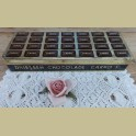 Vintage Driessen chocolade blik CARRO'S