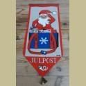 Zweedse vintage Kerstpost houder, JULPOST, ANKI