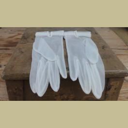 Franse brocante sjieke kinder handschoentjes