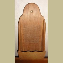houten rasp /schaaf